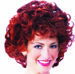 Annie Wig Adult Costume