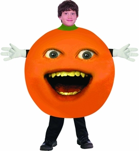 Annoying Orange Child Costume