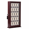 Antique Style Wooden 20 Watch Display Cabinet Storage Box