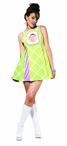 Appletini Mini Adult Medium Costume