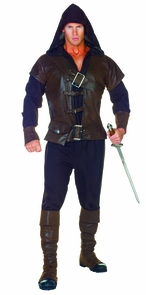 Assassin Adult Xxl (48-50) Costume