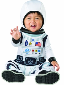 Astronaut Tod 12-18 Mos Costume