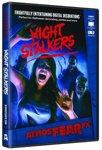 Atmosfearfx Night Stalkers Dvd Costume