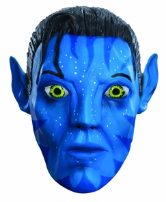 Avatar Jake 3/4 Mask Costume
