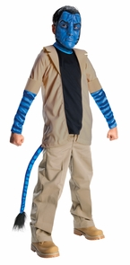 Avatar Jake Sulley Child Small Costume