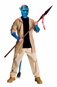 Avatar Jake Sulley Dlx Adult Costume