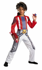 Bakugan Dan Child 7-8 Costume