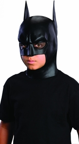 Child's Batman Full Mask - Dark Knight Trilogy Costume