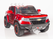 Magic Cars� Chevy Style Battery Powered 12 Volt Ride On Remote Control Truck For Kids W/Stereo