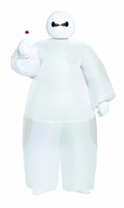 Baymax White Inflatable Child Costume
