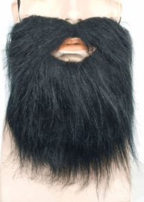 Beard Van Dyke Black Ab-906 Costume