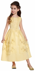 Belle Ball Gown Classic 7-8 Costume