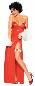 Betty Boop Dlx Starlet Small Costume