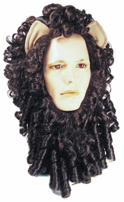 Biblical Better Wig M Chest Bn Costume