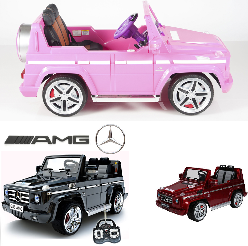 Magic Cars Big Seater Mercedes Remote Control Electric Ride On G55 Https Sepyimgcom Ty Cdn Gasscootertassemblyjpg Amg G Wagon For Kids W Leather Seat