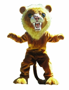 Big Cat Lion As Pictured Costume
