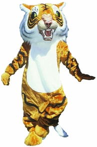 Big Cat Tiger As Pictured Costume