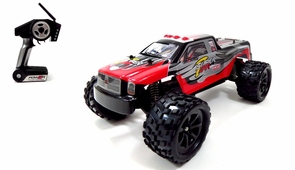 Big Electric RC Monster Truck W/Brushless Power & Oversized Tires