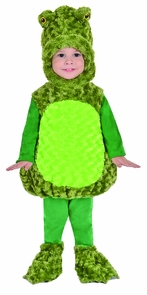 Big Mouth Frog Toddler 2t-4t Costume