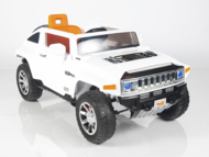 Magic Cars® Big Hummer RC Ride On Car W/Parental Remote Control