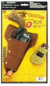 Big Tex Holster Set Costume
