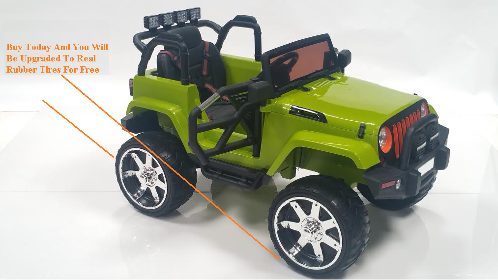 24 Volt Ride On Toys With Rubber Tires Wow Blog