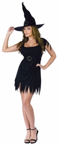 Black Magic Adlt 10-14 Costume