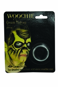 Black Mask Cover Carded Costume