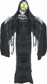 Black Reaper Moving Mouth 60in Costume