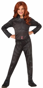 Black Widow Cw Child Sm Costume
