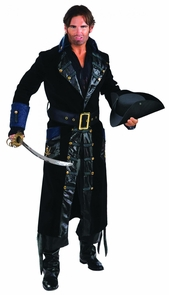 Blackbeard Medium 42-44 Costume