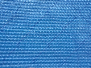 Blue 4'x 50' Privacy Screen Fence Construction Residential