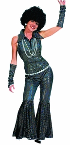 Boogie Queen Adult Small Costume