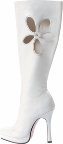 Boot Love Child By Leg Ave Sz9 Costume