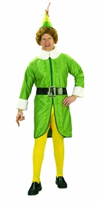 Buddy The Elf Adult Standard Costume