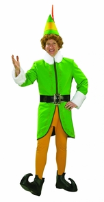 Buddy The Elf Dlx Adult Large Costume