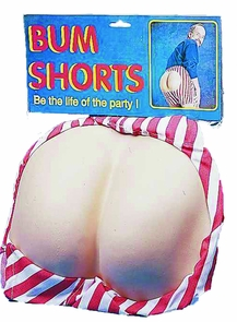 Bum Shorts Costume