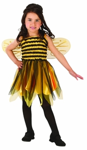 Bumble Bee Toddler 3t To 4t Costume