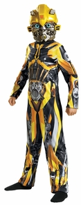 Bumblebee Classic Child 4-6 Costume
