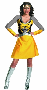 Bumblebee Female Classic 4-6 Costume