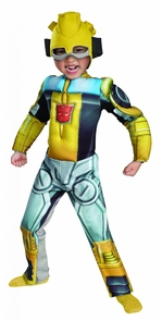 Bumblebee Rescue Bot Muscle 3t Costume