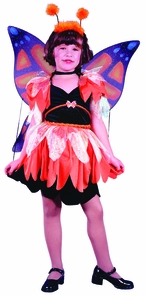 Butterfly Costume Child Med Costume