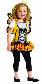 Butterfly Princess 24m-2t Costume