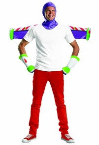 Buzz Lightyear Kit Adult Costume