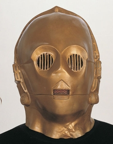 C3po Mask From Star Wars