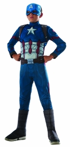 Ca3 Captain America Child Larg Costume