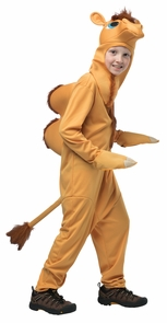 Camel Child 7-10 Costume