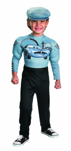 Boy's Finn Mcmissle Costume - Cars 2 Costume
