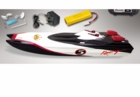 Electric Catamaran Remote Control Boat W/Great Power