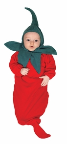 Chili Pepper Bunting Infant Costume